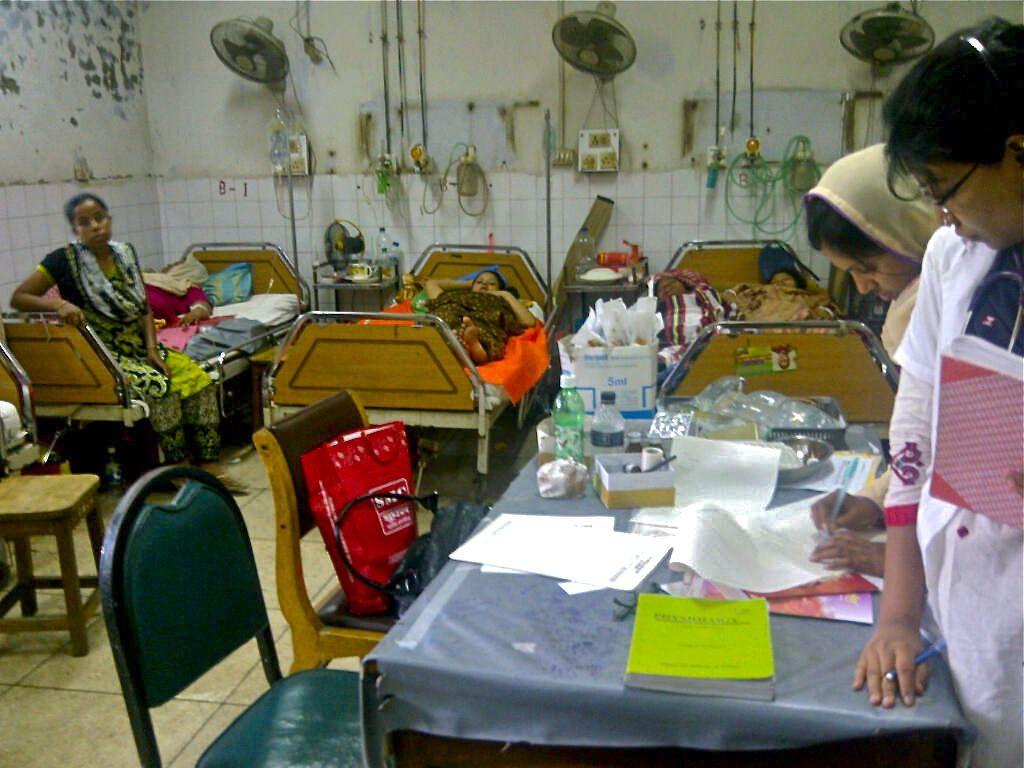 Pre eclampsia ward