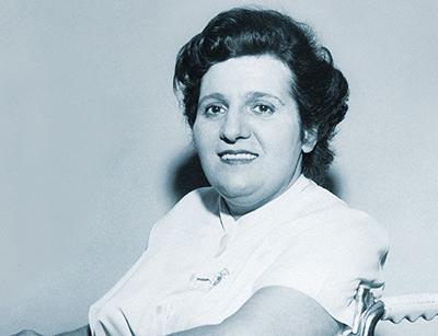 Eveyln Opal. Photo courtesy of MS Society of Canada